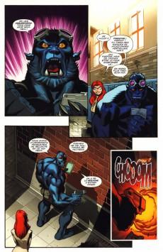 Extrait de Amazing X-Men - À la recherche de Diablo
