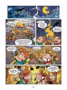 Extrait de Rikk & Frya -1- La chasse au Kraken