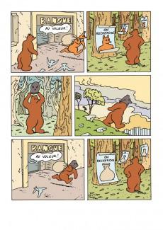 Extrait de L'ours Barnabé (Boîte à bulles) -18- Un autre monde