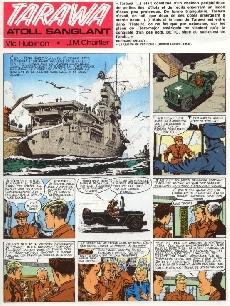 Extrait de Tarawa -21.1- Atoll sanglant première partie