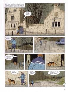 Extrait de Jérôme K. Jérôme Bloche -26- Le couteau dans l'arbre