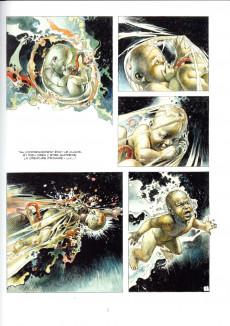 Extrait de Les grands Classiques de la Bande Dessinée érotique - La Collection -4140- Druuna - Tome 3