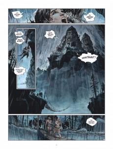 Extrait de Thorgal (Les mondes de) - Kriss de Valnor -7- La montagne du temps