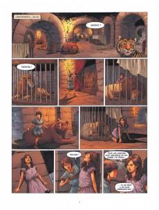 Extrait de Maxence -3- Livre 3 - Le Cygne Noir