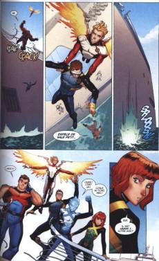 Extrait de X-Men Resurrxion  -1- Pour que vive le rêve