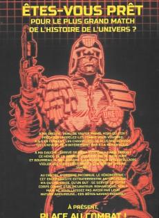 Extrait de Judge Dredd/Aliens/Predator -3- Judge Dredd/Aliens/Predator : Extermination