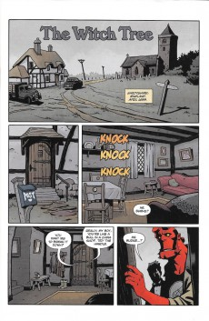 Extrait de Hellboy and the B.P.R.D. -HCF 2017- 1953 - The Witch Tree + Rawhead and Bloody Bones - Halloween ComicFest 2017