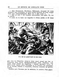 Extrait de Coq-Hardi (Collection) -27- Le retour de l'esclave noir