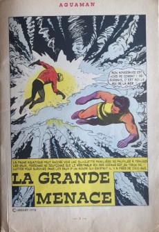 Extrait de Aquaman (Eclair comics) -3- La grande menace