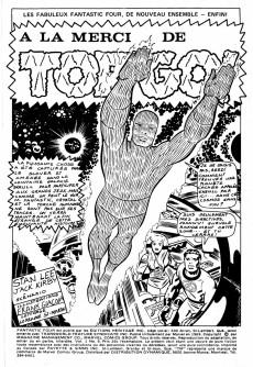 Extrait de Fantastic Four (Éditions Héritage) -9- Arène de la mort