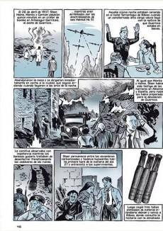 Extrait de La muerte de Guernica - La Muerte de Guernica