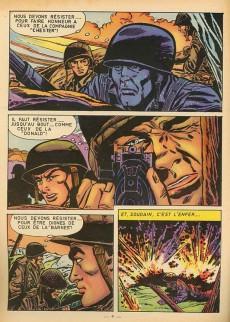 Extrait de Garry (sergent) (Imperia) (1re série grand format - 1 à 189) -174- Le Rat et le Lion