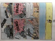 Extrait de Tintin - Pastiches, parodies & pirates - Tintin dans le Golfe