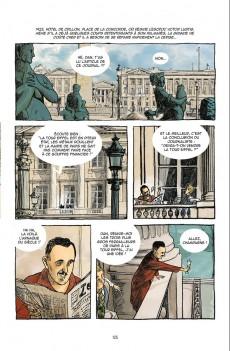 Extrait de Guide de Paris en bandes dessinées