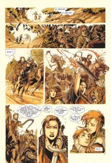 Extrait de La geste des Chevaliers Dragons -2- Akanah