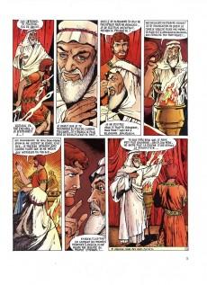 Extrait de Les colonnes de Salomon -1- Hiram