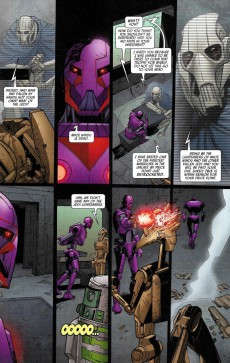 Extrait de Star Wars: Jedi Of The Republic - Mace Windu (2017) -3- Book I, Part III : Mace Windu