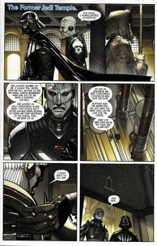 Extrait de Darth Vader (2017) -7- The Dying Light Part I