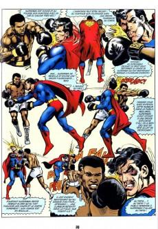 Extrait de Superman - Superman vs. Muhammad Ali