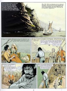 Extrait de Les pionniers du Nouveau Monde -3- Le champ d'en haut