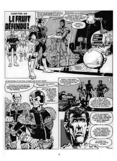 Extrait de Judge Dredd : Les Affaires classées -2- Année 2100 (2000 AD progs 61-85)