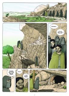 Extrait de Le voyage des pères -6- Salomé, Amos et les autres