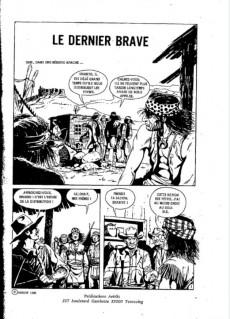 Extrait de Audax (4e Série - Courage Exploit) (1973) -35- Le dernier brave
