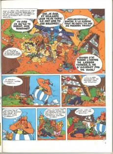 Extrait de Astérix -24a83- Astérix chez les Belges