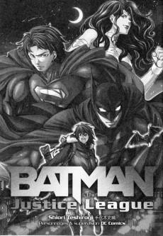 Extrait de Batman & the Justice League -1Extrait- Tome 1