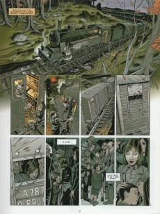 Extrait de A la sombra del convoy - Tome 1