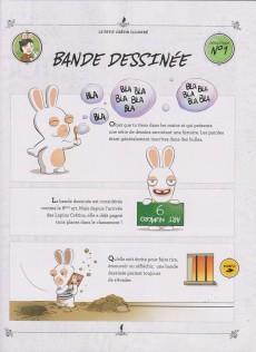 Extrait de Lapins crétins (The) -10- La classe