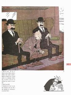 Extrait de Univers d'Hergé (Rombaldi) -3- Le Petit Vingtième (1935-1940)