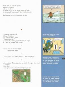 Extrait de Univers d'Hergé (Rombaldi) -6- Projets, croquis, histoires interrompues