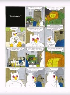 Extrait de Megg, Mogg & Owl -4- Happy Fucking Birthday