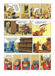 Extrait de Lucky Luke (Edición Coleccionista 70 Aniversario) -41- La mina de oro de Dick Digger