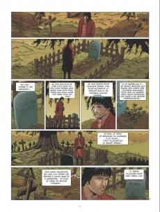 Extrait de Les pionniers du Nouveau Monde -INT5-  L'intégrale - Tomes 17 à 20