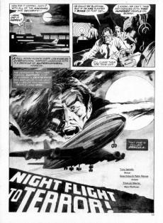 Extrait de Dracula Lives! (Marvel Comics - 1973) -5- Lord of vampires