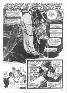 Extrait de Dracula Lives! (Marvel Comics - 1973) -7- The Death-Man Cometh