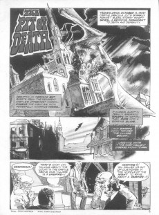 Extrait de Dracula Lives! (Marvel Comics - 1973) -10- A Woman in the Clutches of the Lord of Vampires