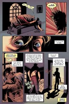 Extrait de Deadpool (Marvel Deluxe) -6- Liste noire