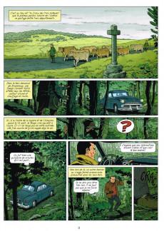 Extrait de Lefranc -28- Le Principe d'Heisenberg