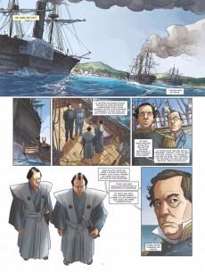 Extrait de Ils ont fait l'Histoire -24- L'empereur Meiji