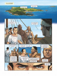 Extrait de Ils ont fait l'Histoire -23- César