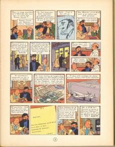 Extrait de Tintin (Historique) -19B31- Coke en stock