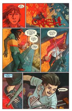 Extrait de Ms. Marvel -6- Dégâts par seconde