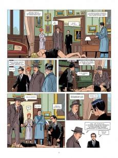 Extrait de Miss Marple -1- Un cadavre dans la bibliothèque