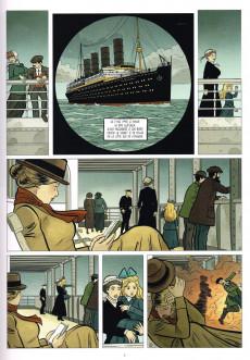 Extrait de Les beresford -1- Mister Brown