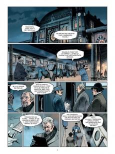 Extrait de Hercule Poirot -1- Le crime de l'Orient Express