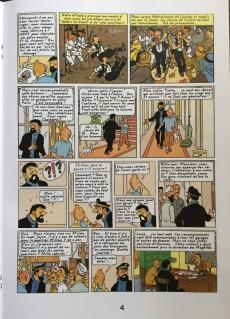Extrait de Tintin - Pastiches, parodies & pirates - Le jour viendra