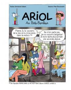 Extrait de Ariol (2e Série) -13- Le canard calé